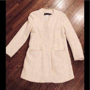 Zara wool mixed winter coat